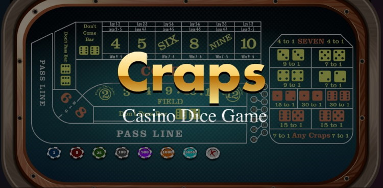 Play Craps For Free No Download